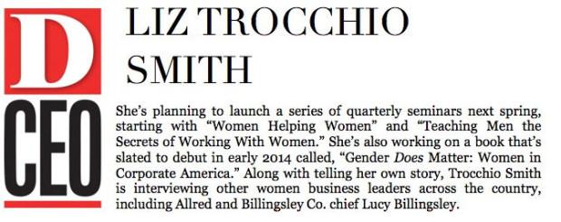 D-CEO Liz Trocchio Smith